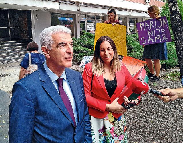 Marija  nije jedina Jutkina žrtva, kaže Borović