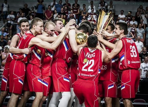 Juniorska košarkaška reprezentacija Srbije