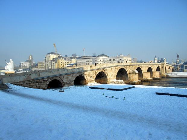 Most Turecki - Jeden z najcenniejszych zabytków miasta – zbudowany w XV wieku Kamienny Most, który przetrwał największe trzęsienia ziemi.