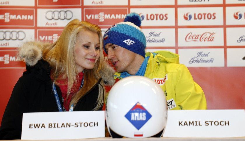 Żony i partnerki skoczków narciarskich