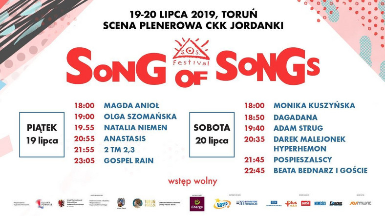 Festiwal Song of Songs 2019