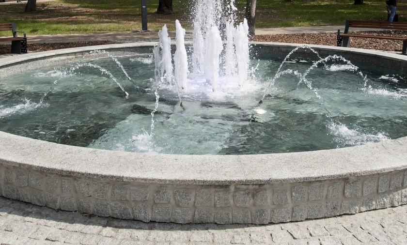 Tragedia w Miastku. Mężczyzna utopił się w fontannie. Wcześniej miał się wygłupiać z kolegami [zdjęcie ilustracyjne]