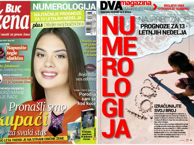 """Dva magazina u jednom: Uz novu """"Blic ženu"""" otkrijte najtačnije prognoze za celo leto"""
