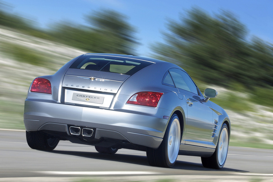 Chrysler Crossfire z 2003 roku