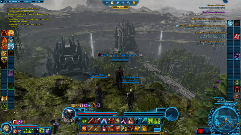 Star Wars: The Old Republic - screenshot z gry