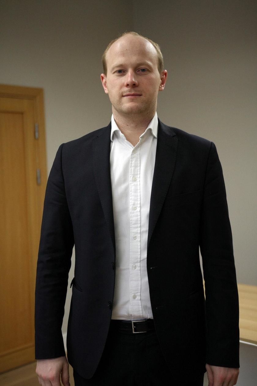 Bartosz Bartoszewicz, wiceprezydent Gdyni