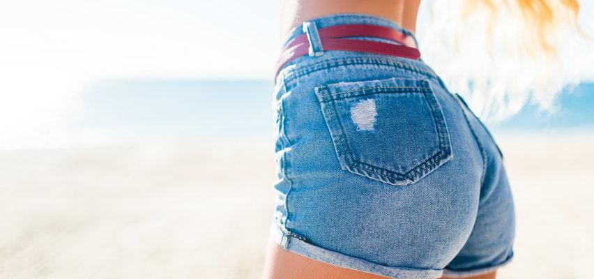 Jeansowe szorty dla każdego - kup ze zniżką od Faktu