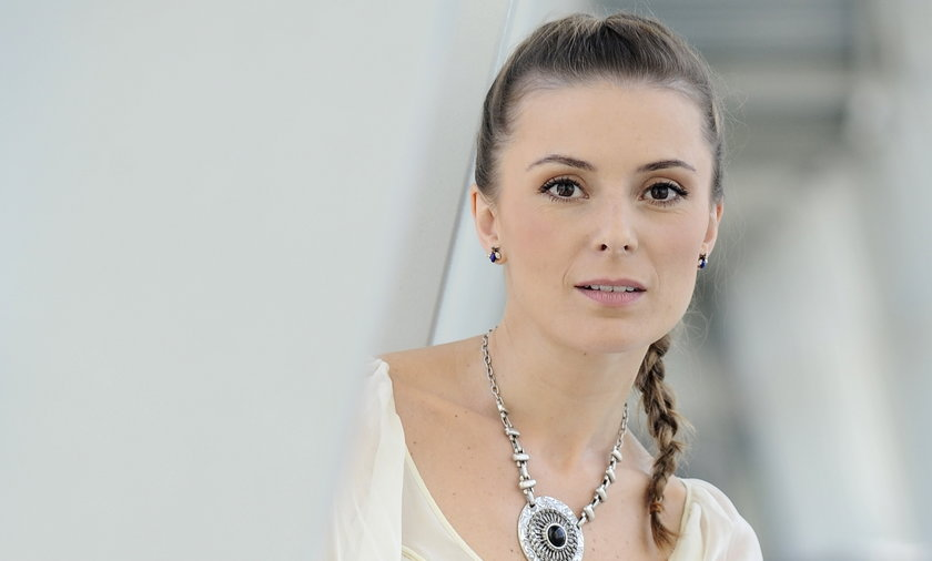 Halina Mlynkova pod koniec czerwca po raz drugi została mamą. Ostatnio opowiedziała, że ktoś groził jej śmiercią