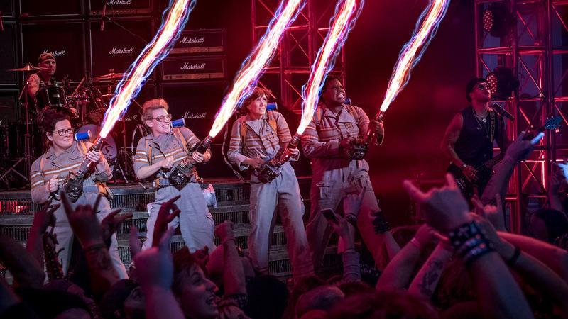 """""""Ghostbusters. Pogromcy duchów"""" - kadr z filmu"""
