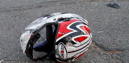 Tragiczna śmierć motocyklisty na A2