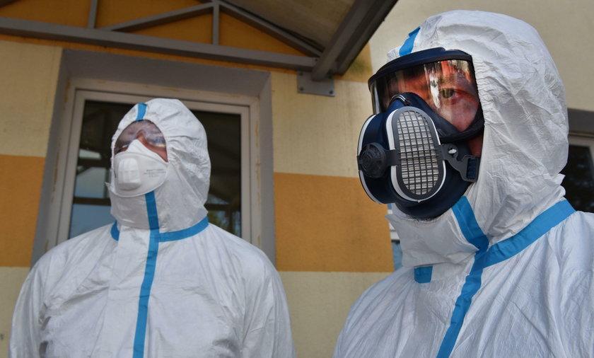 Pacjent zero, czyli pierwsza osoba z potwierdzonym zakażeniem w Polsce, trafił do szpitala w Zielonej Górze
