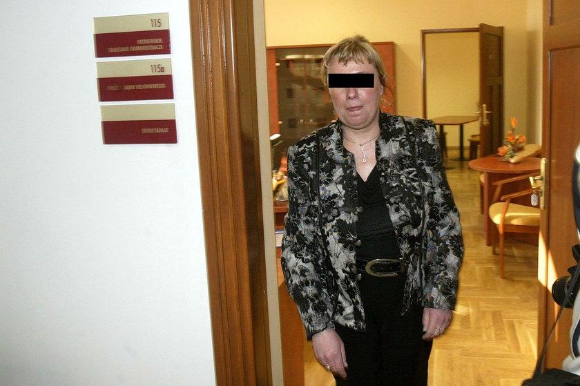 Sędzia Beata B.