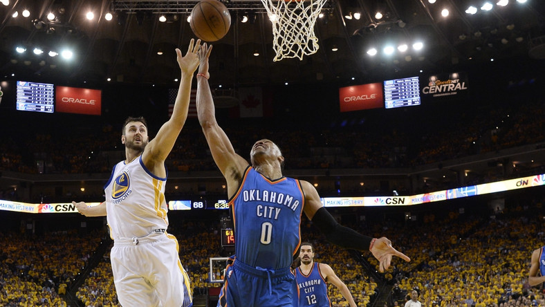 Russell Westbrook i Andrew Bogut
