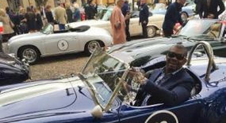 1965 Shelby Cobra original