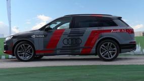 Sztuczna Inteligencja w samochodach Audi