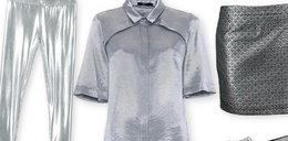 Nie bój się srebrnych ubrań na co dzień