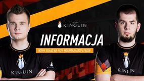 CS:GO - TaZ zagra w Team Kinguin! Drużyna ogłasza skład na ESEA MDL