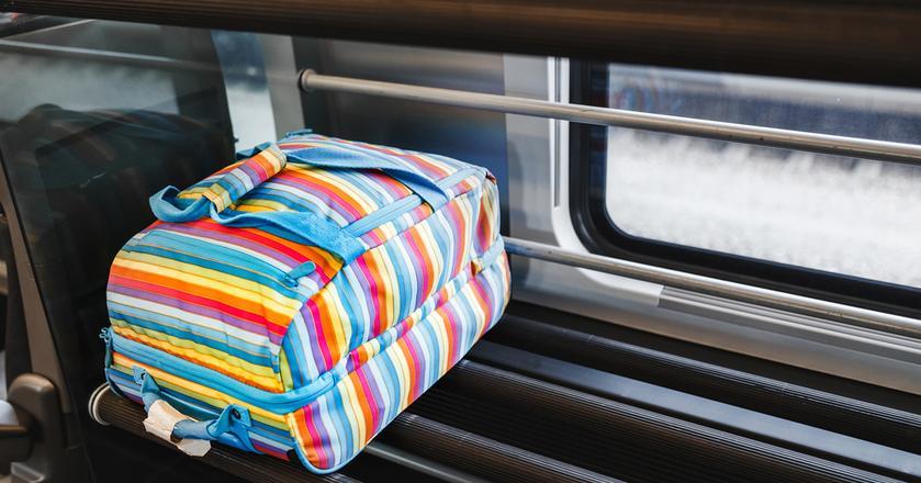 Co roku w Polsce porzucanych jest od kilkuset do tysiąca walizek