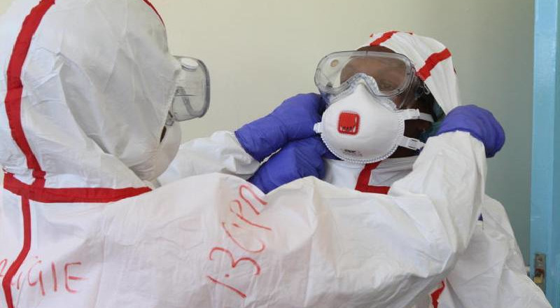 Woman who was discharged from Mbagathi re-quarantined in Nyandarua with  symptoms of Coronavirus