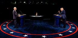 Koronawirus, gospodarka i ekologia. O czym dyskutowano podczas debaty Trump-Biden?