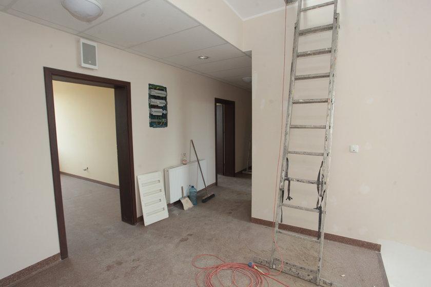 Nowa siedziba strażaków ma być gotowa w marcu