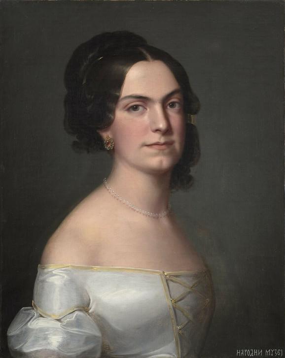 Konstantin Danil, Gospođa Tetesi