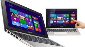 Laptopy z ekranami dotykowymi znikną z rynku