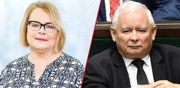 Łepkowska apeluje do prezesa PiS. Chodzi o posła Czarnka