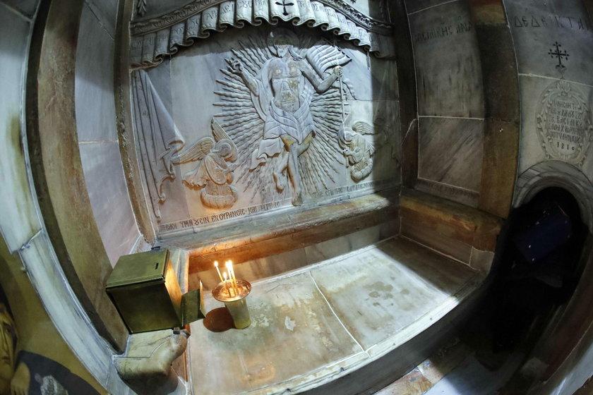 Otworzyli grób, w którym pochowano Jezusa. Co było w środku?