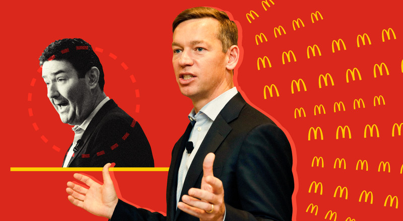 Inside the chaotic aftermath of the McDonald's CEO's shocking termination and his replacement's quest to win over workers (MCD)