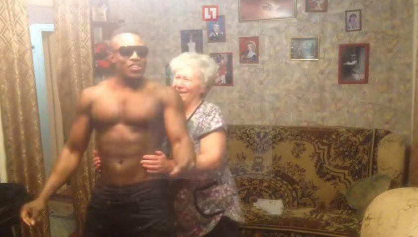 Szalona babcia z Moskwy