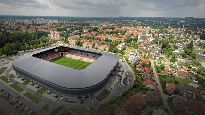 Nowy stadion w Tychach - Wiadomości