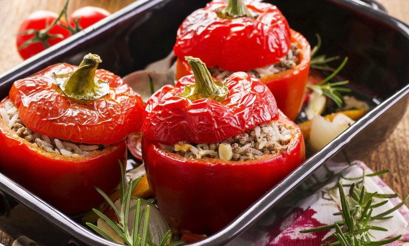 faszerowana papryka, Co zrobić z papryki na obiad? Przepisy fit i dietetyczne