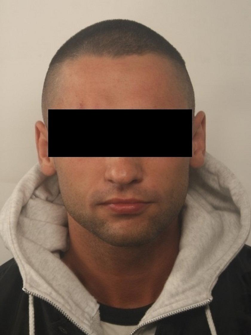 Morderca z Czarnkowa zatrzymany