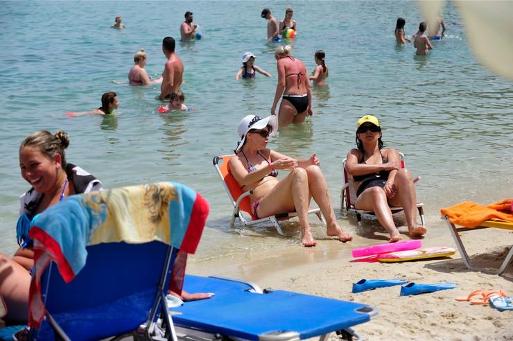 Ove godine Grčku će posetiti oko 30 miliona turista