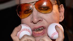 Marilyn Manson pokazał się bez makijażu!