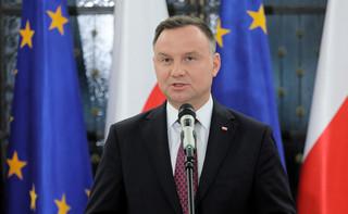 Andrzej Duda podpisał ustawę dyscyplinującą sędziów