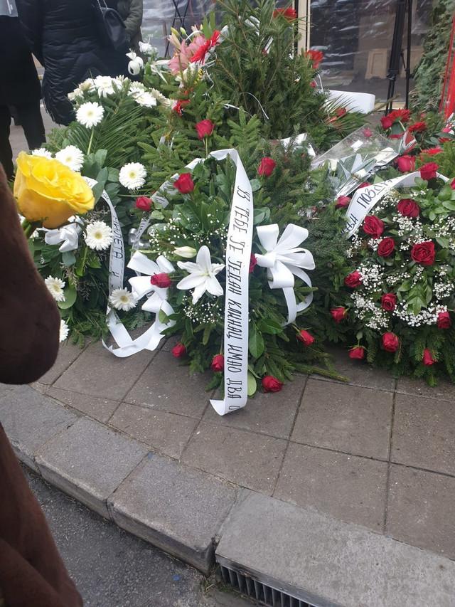 Džej Ramadanovski sahrana