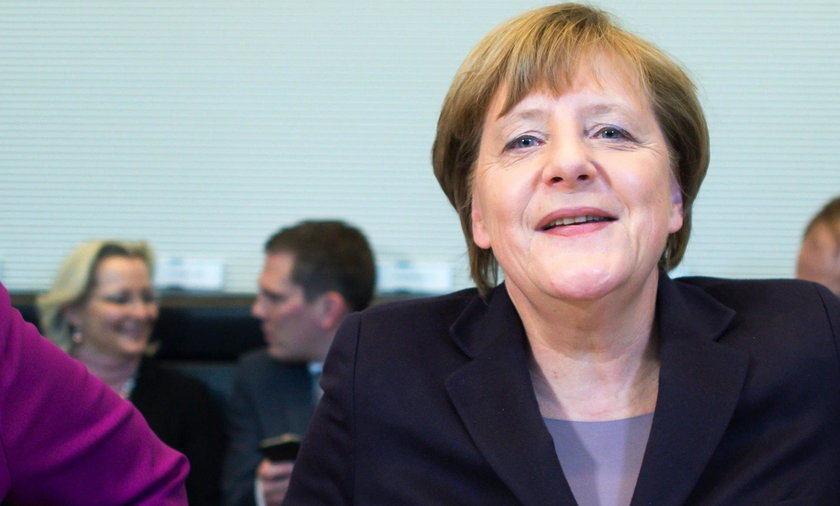 Angela Merkel będzie kandydować po raz czwarty na stanowisko kanclerza Niemiec
