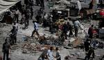 Prva evakuacija iz dela Damaska pod kontrolom pobunjenika