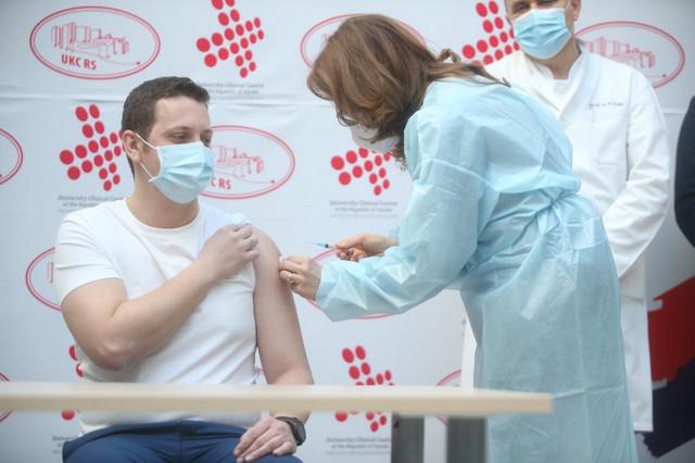 Ruska vakcina Vakcinacija Republika Srpska