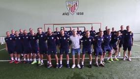 Piłkarze Athletic Bilbao ogolili głowy na znak wsparcia kolegi