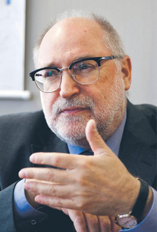 Maciej Bando, prezes Urzędu Regulacji Energetyki