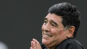 Diego Maradona wspiera Arkadiusza Milika