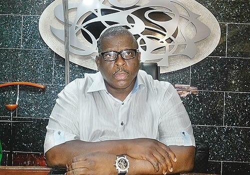 Buruji Kashamu is PDP governorship candidate  for Ogun State (Sahara Reporters)