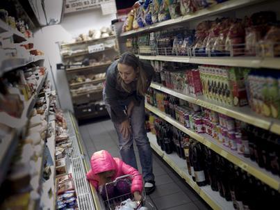 Rosja: Co czwarty produkt na sklepowych półkach to podróbka