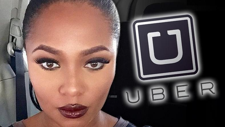 and uber driver Tierra marie