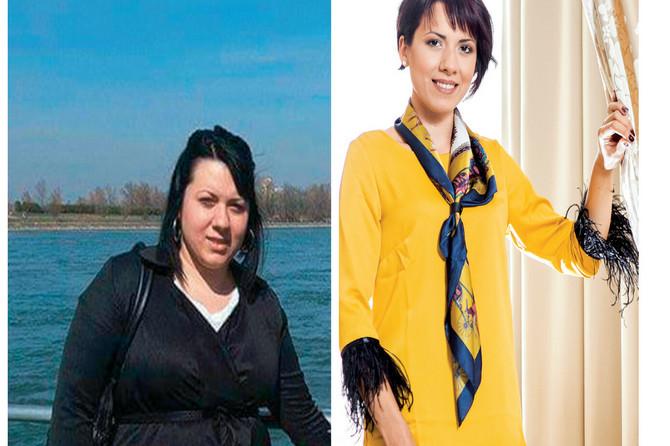 """Miroslava se mnogo ugojila posle porođaja, a onda su krenuli problemi sa zdravljem: """"Smršala sam 48 kg, a čelična volja me drži i danas"""""""