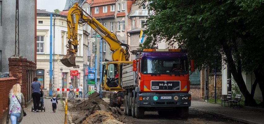 Mysłowice bez tramwajów. Ruszyła wielka inwestycja za 55 mln zł