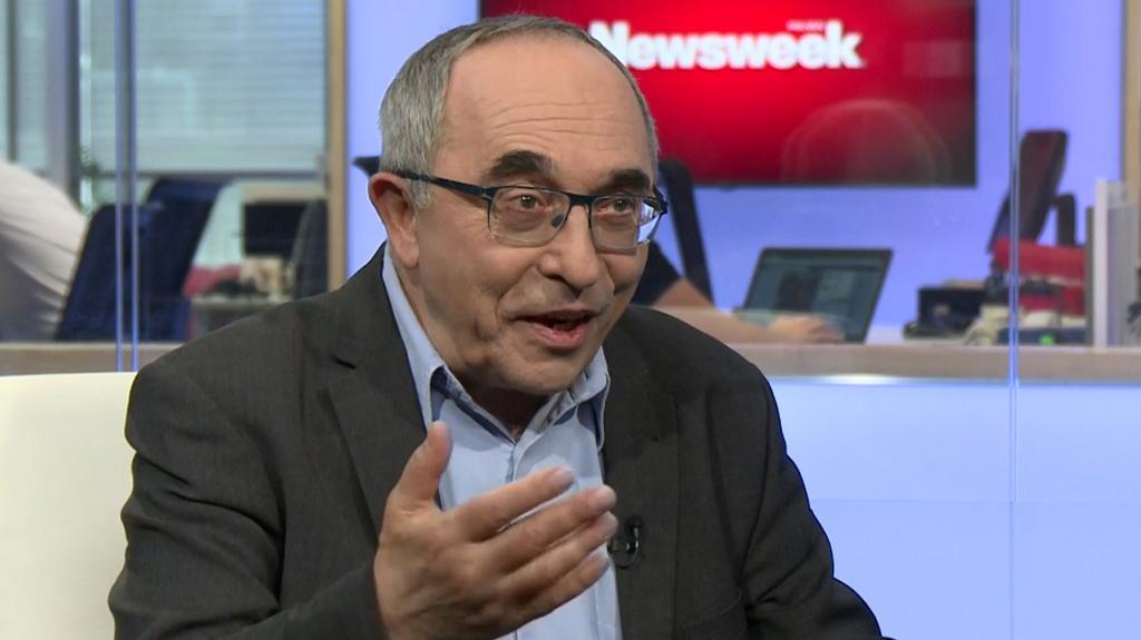 Tomasz Lis. Goście: Aleksander Smolar, Borys Budka, Cezary Kucharski
